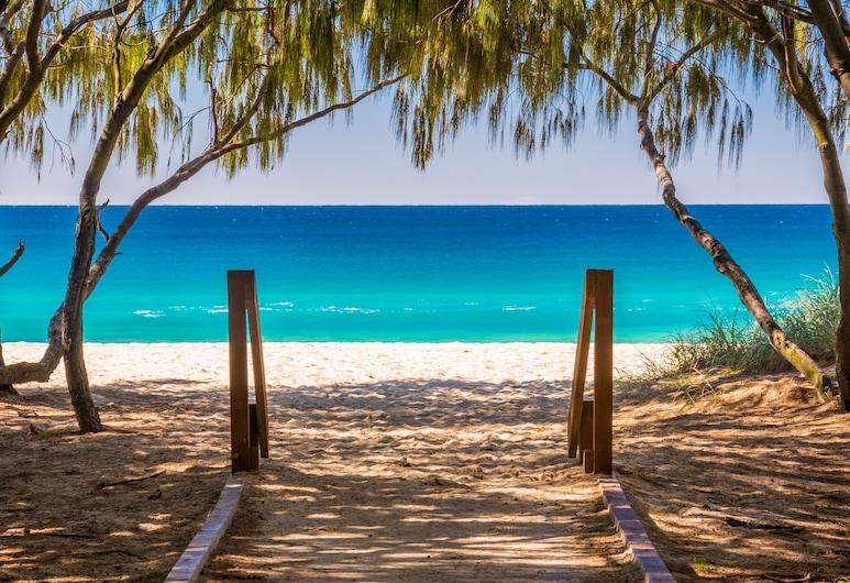 Island Beach Resort, Broadbeach, Playa