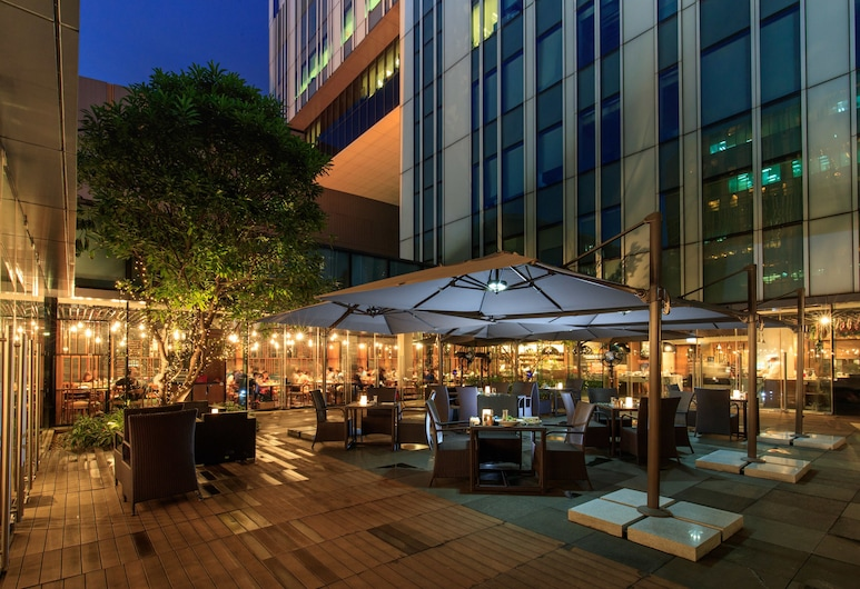 Hotel ICON, Kowloon, Outdoor Dining