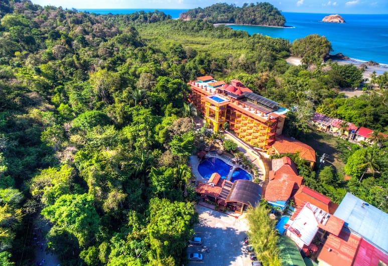 Hotel San Bada, Manuel Antonio, Aerial View