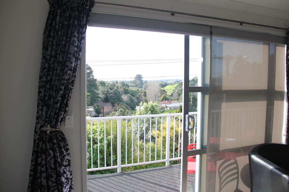 Deluxe-Studio - Blick vom Balkon