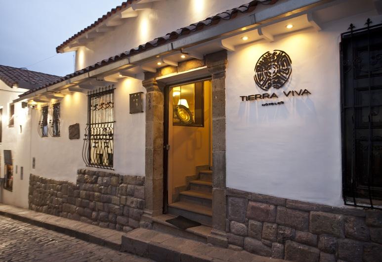 Tierra Viva Cusco Plaza, Cusco, Hotel Entrance