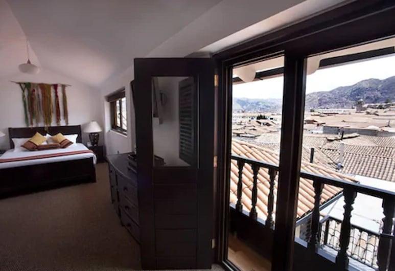 تيرا فيفا كوزكو بلازا, Cusco, غرفة سوبيريور, منظر من غرفة الضيوف