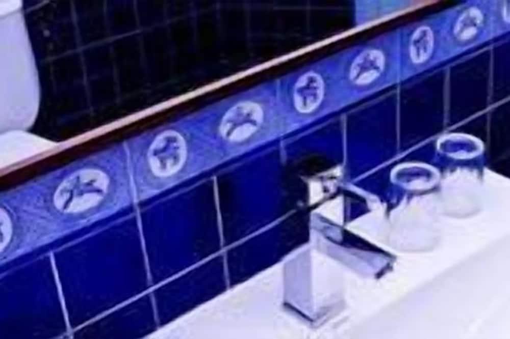Double Room Single Use - Sink Bilik Mandi