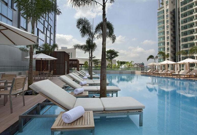 Oasia Hotel Novena, Singapore, Singapore, Outdoor Pool