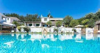 科孚島天堂旅館的圖片