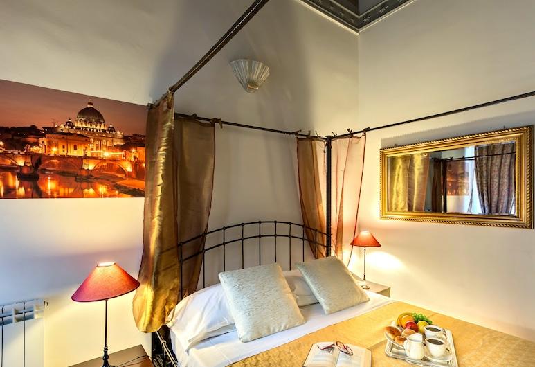 Tolentino Suites, Рим, Двомісний номер «Делюкс», Номер