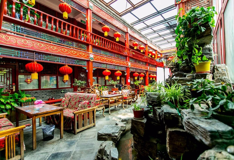 Imperial Courtyard Hotel, Beijing, Dining