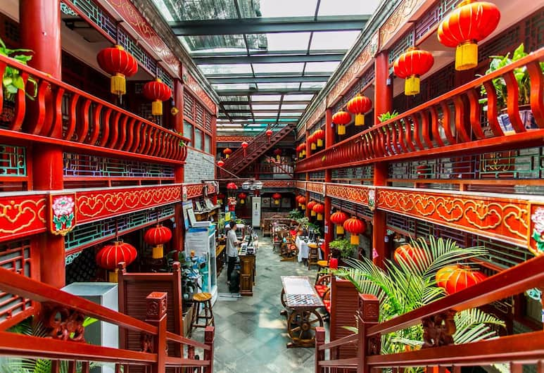 Imperial Courtyard Hotel, Beijing