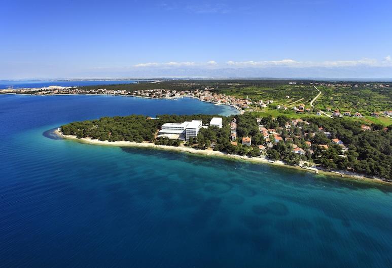 Hotel Pinija, Zadar, Vue aérienne