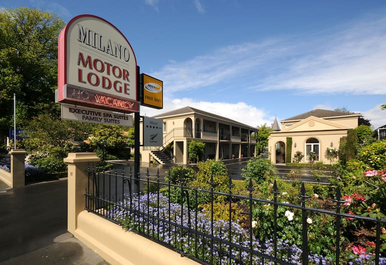 Milano Motor Lodge, Christchurch