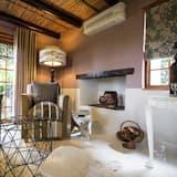 Cottage, Garden Area - Living Area