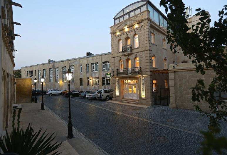 Old Street Boutique Hotel, Baku, Voorkant hotel - avond/nacht