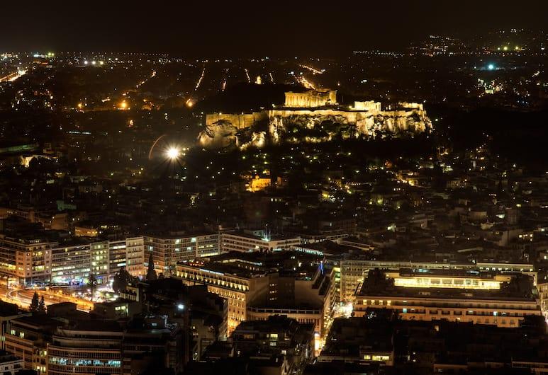 Sparta Team Hotel - Hostel, Athén, Kilátás a városra
