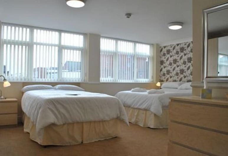 Surrey House Hotel, Blackpool, Kamer