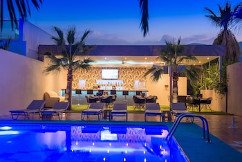 Foto del Primavera Beach Hotel en Malia