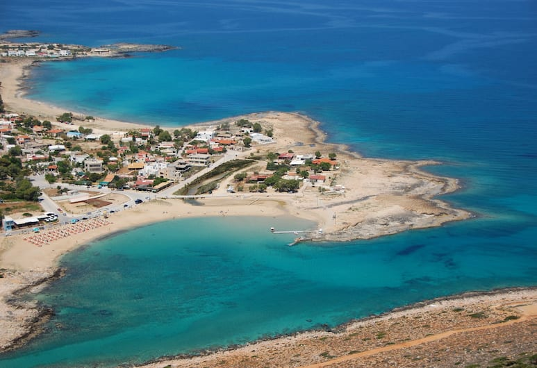 Cathrin Suites, Chania, Aerial View
