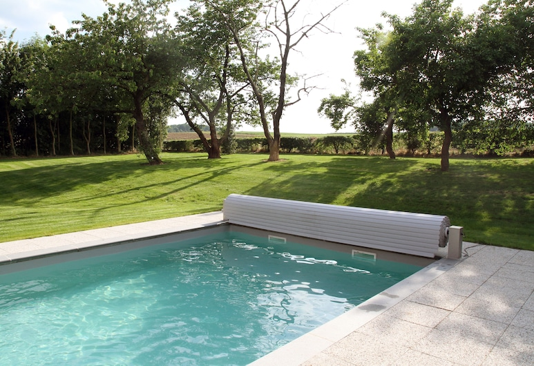 Kamerijck Bed & Breakfast, Gingelom, Piscina Exterior