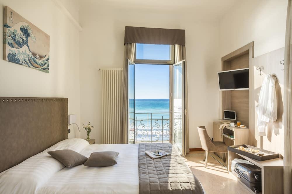 Habitación doble superior - Vista a la playa o el mar