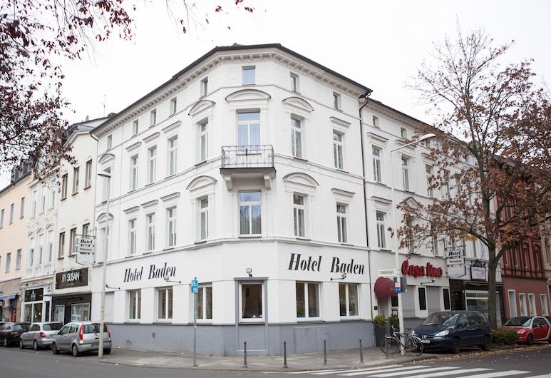 Baden Hotel Bonn, Bonn, Hotelový areál