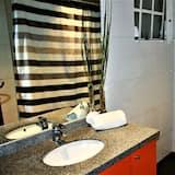 Apartmá, dvojlůžko, nekuřácký - Koupelna