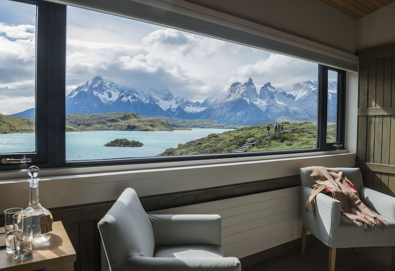 explora Patagonia - All Inclusive, Torres Del Paine, Single Room, Mountain View, Guest Room View