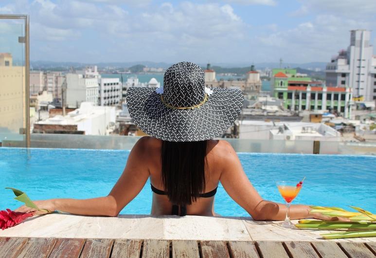 La Terraza de San Juan, San Juan, Rooftop Pool