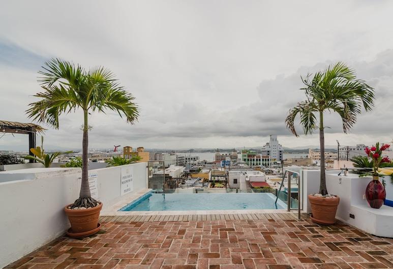 La Terraza de San Juan, San Juan, Terrace/Patio