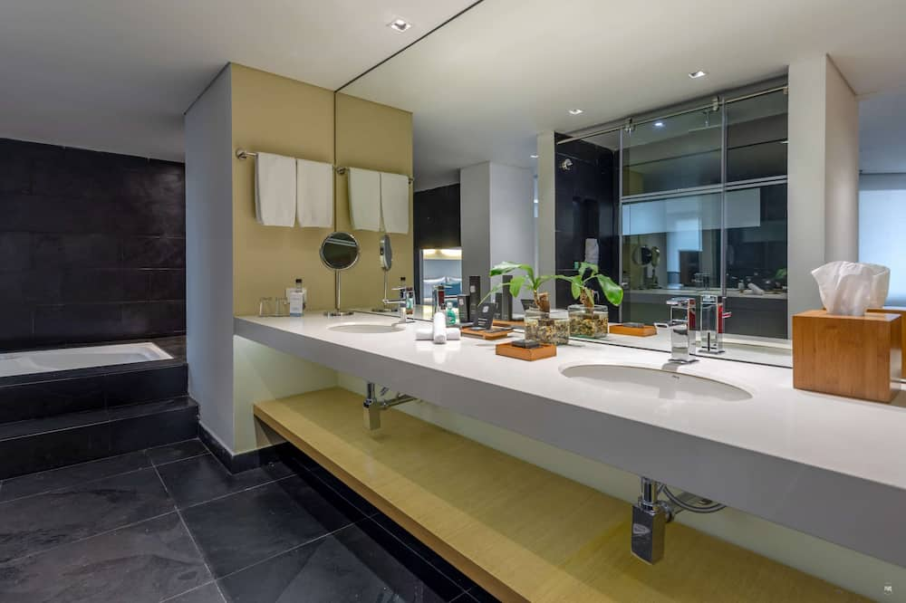 Suite Sonesta  - 浴室