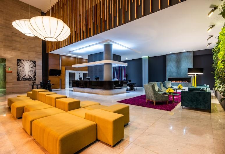 波哥大索內斯塔飯店, 波哥大, 櫃台