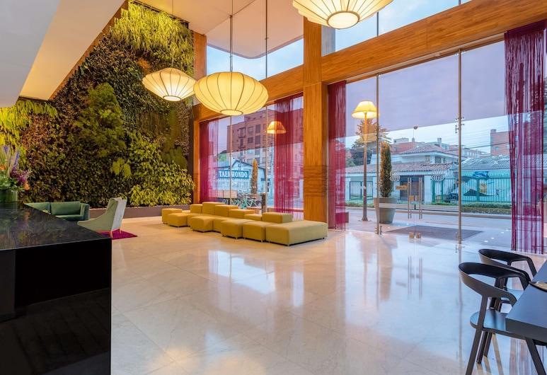Sonesta Hotel Bogota, בוגוטה, לובי