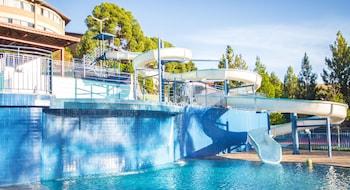 Nuotrauka: Vilage Inn All Inclusive Poços de Caldas, Posos de Kaldasas