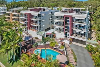 Foto van Bali Hai Apartments Noosa in Noosa Heads