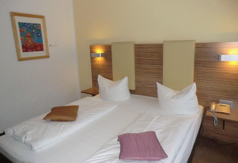 هوتل أندرا, ميونيخ, غرفة مزدوجة أو بسريرين منفصلين, غرفة نزلاء