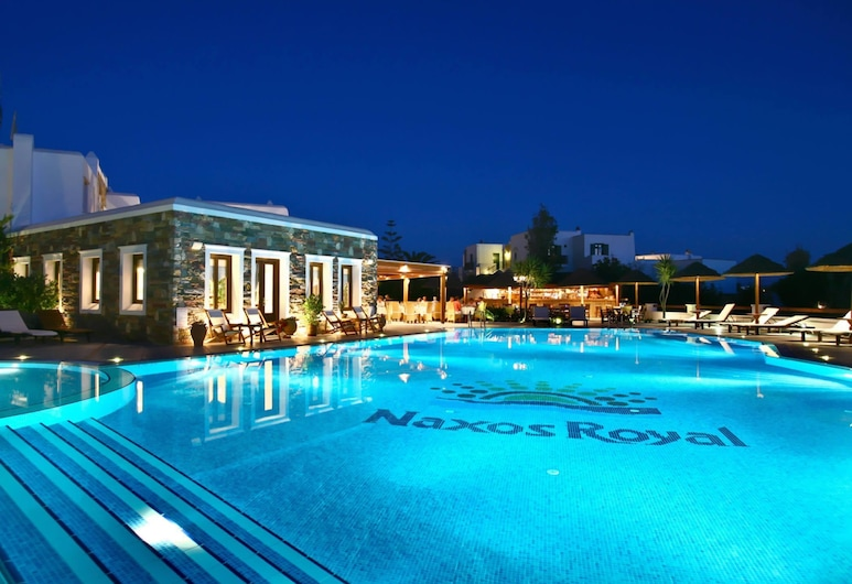 Naxos Resort Beach Hotel, Naxos, Outdoor Pool