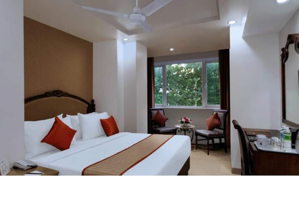 Deluxe Δωμάτιο, 1 Διπλό ή 2 Κρεβάτια - Δωμάτιο επισκεπτών