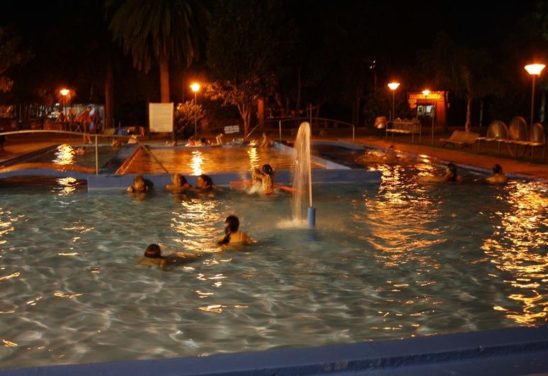 Hotel Village Termas del Dayman, Termas del Daymán, Alberca al aire libre