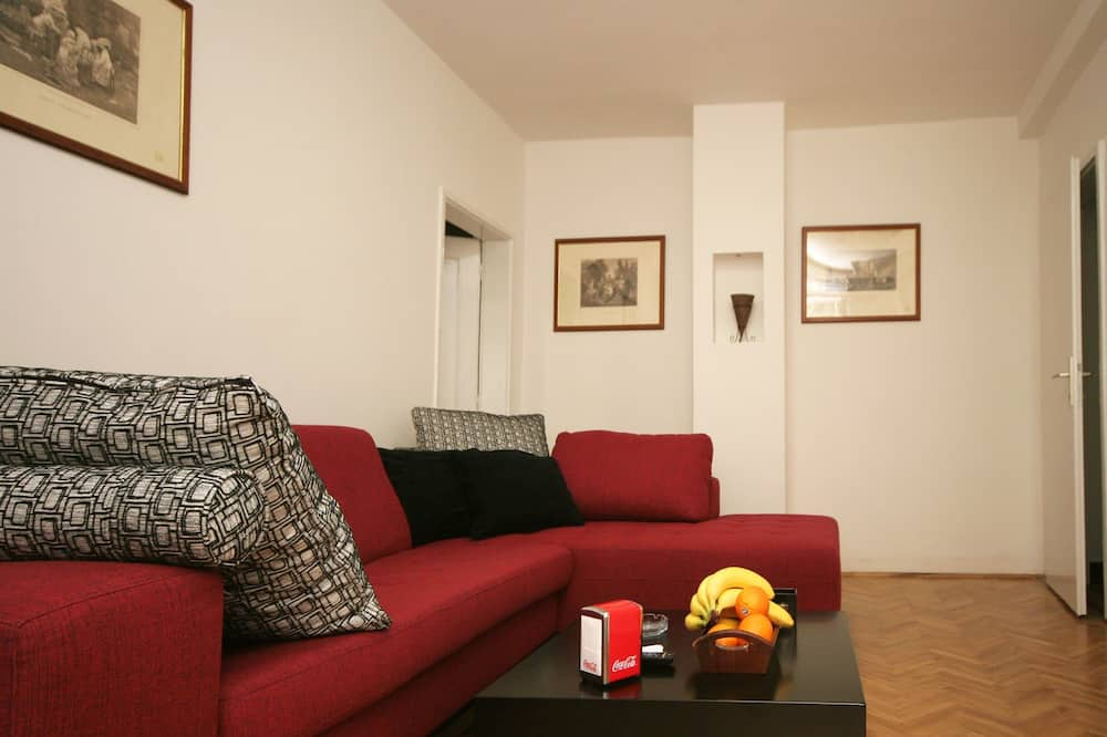 Large Apartment for 5 people - Living Area