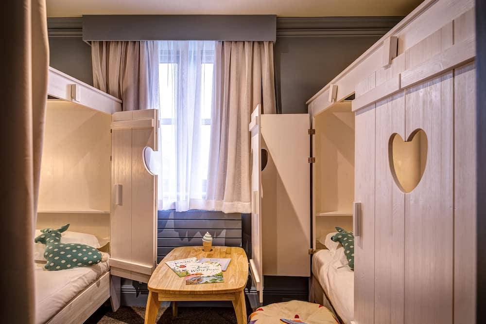 Familie suite - Themakamer voor kinderen