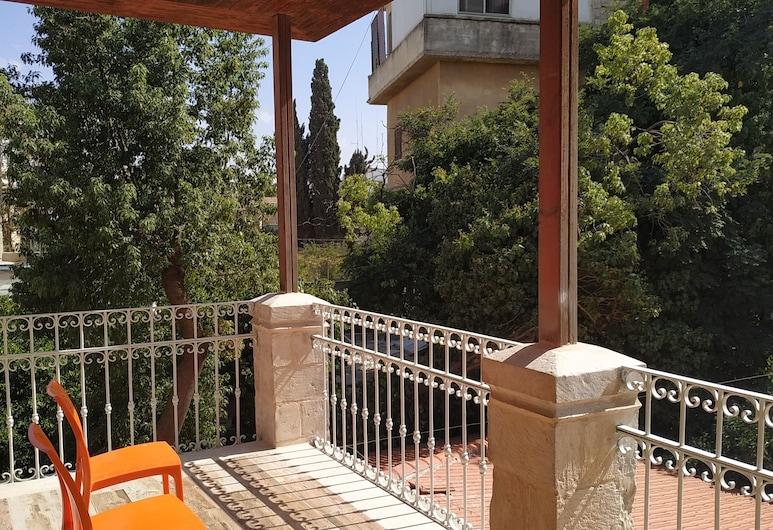 מלון אזאהרה, ירושלים, מרפסת/פטיו