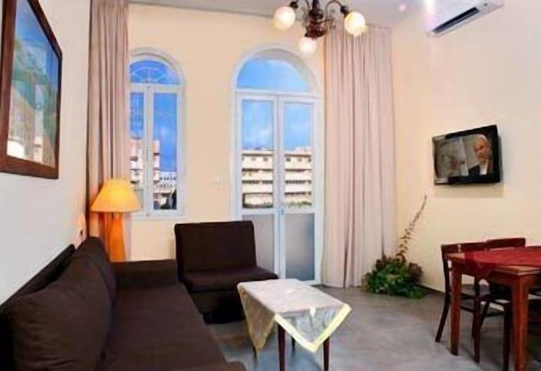 Port Inn - Hostel, Haifa, Obývacie priestory
