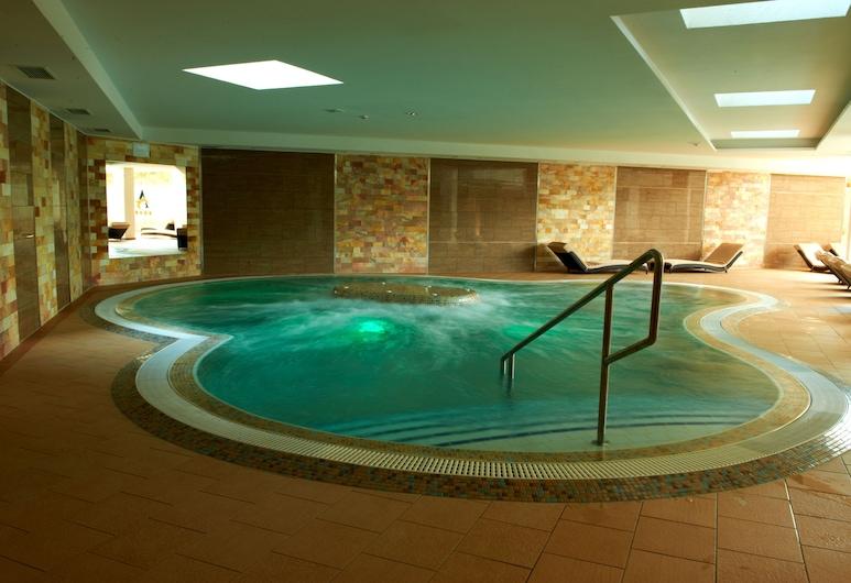 Hotel Atlantis, Гайдусобосло, Критий басейн