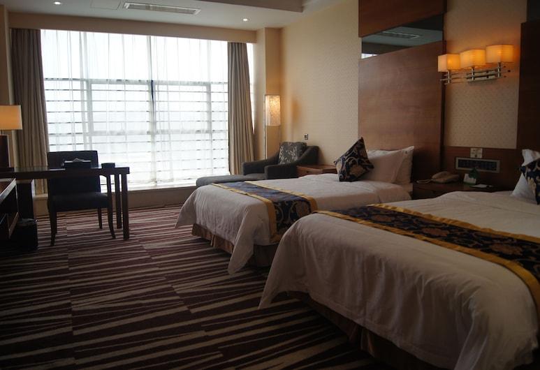 Sanlian Hotel, Shenzhen, Kamar Twin Deluks, Kamar Tamu