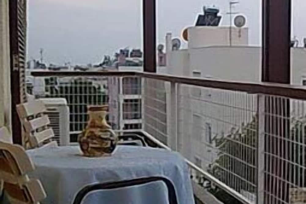 Luxury-Apartment, 1 Schlafzimmer - Balkon