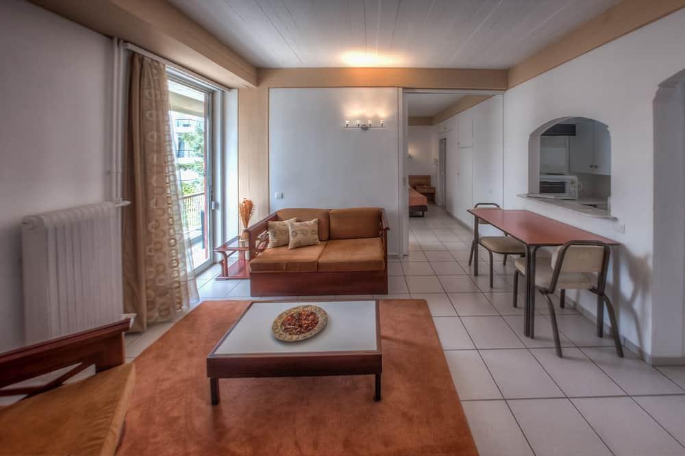 Standard-Apartment, 1 Schlafzimmer - Wohnzimmer