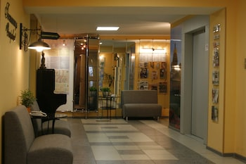 Selline näeb välja Ostrovok Hotel, Peterburi