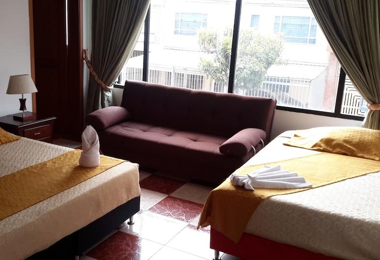 ホテル Ag ブティック ホーム, ボゴタ, トリプルルーム, 部屋