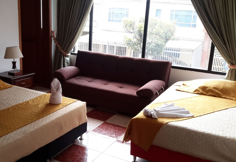 Hotel Ag Boutique Home, Bogotá, Triple Room, Guest Room