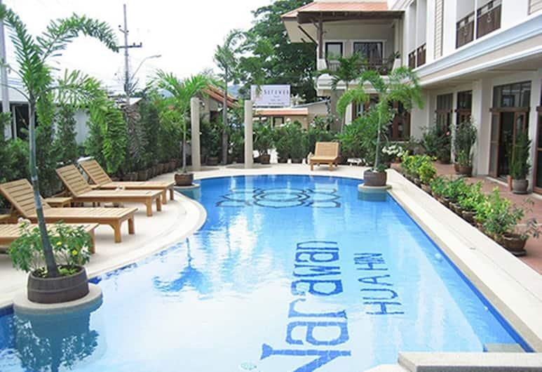 나라완 호텔, Hua Hin, 야외 수영장