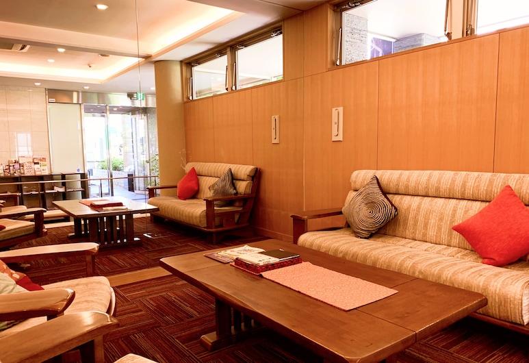 麥福康祗園, Kyoto, 大廳