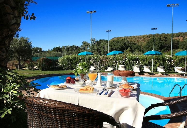 Alghero Resort Country Hotel, Alghero, Blick vom Hotel